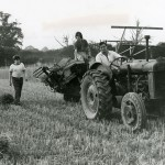 Farm Tractor and Pre War Binder