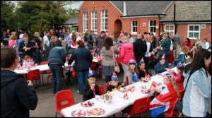 Tunstead Jubilee Party