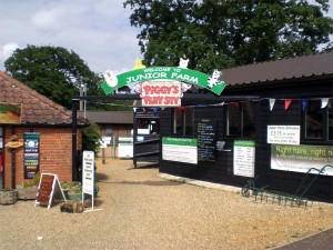 Wroxham Barns - Junior Farm