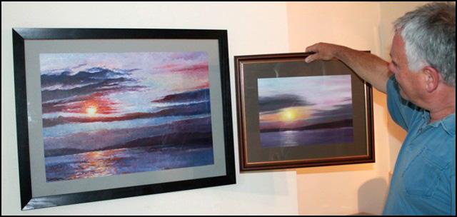 Paintins by Richard Bennett