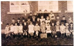 Tunstead School - 1928